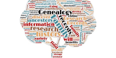 Genealogy 101: Using Social Media for Genealogical Research tickets