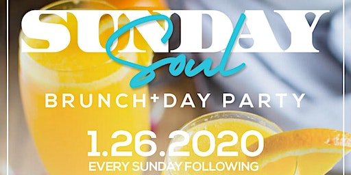 Sunday Soul Brunch + Party