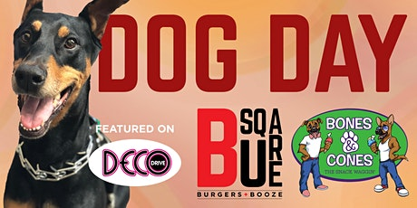 Dog Day at B Square tickets