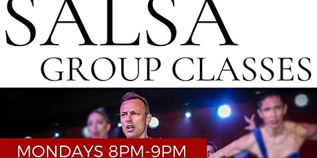 Salsa Group Lessons - MONDAYS tickets