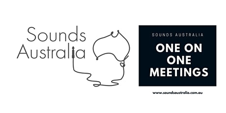 Sounds Australia One on One Meetings tickets