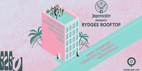 Jagarmeister & B2BO Present: Rydges Rooftop (Room One Live) tickets
