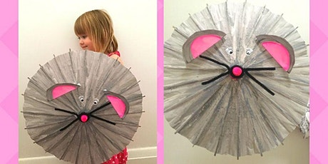 Create your own 'Year of the Rat' Parasol tickets