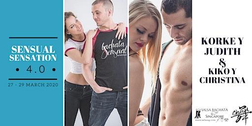 Sensual Sensation 4.0 - Korke y Judith + Kiko y Christina