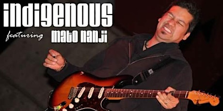 Indigenous ~ Hendrix-inspired blues-rock tickets