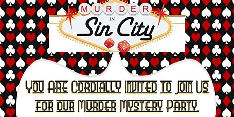 Murder In Sin City: A Murder Mystery With DOG tickets