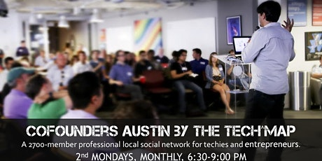 Cofounder Austin Meetup Keynote Speaker Mike Dodd tickets
