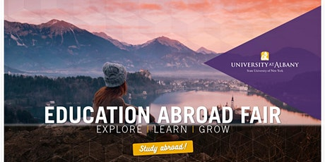 Education Abroad Fair tickets