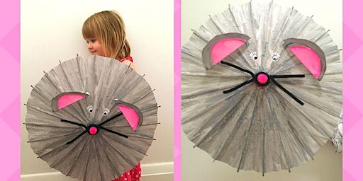 Create your own 'Year of the Rat' Parasol