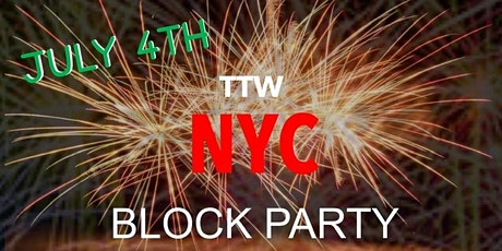 JULY 4TH BLOCK PARTY CONCERT FIREWORKS SHOW tickets