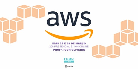 Amazon Web Services bilhetes