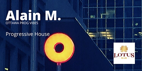 Progressive House Night @Lotus tickets