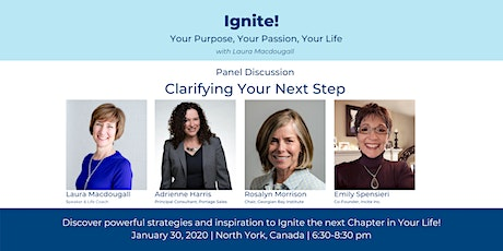 Ignite! Your Purpose, Your Passion, Your Life! tickets