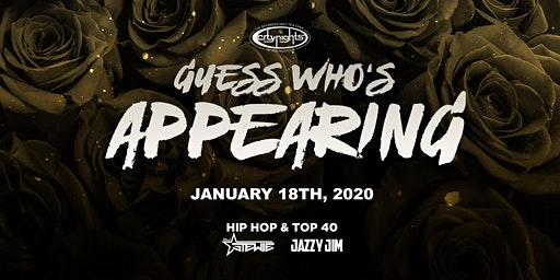 Guess Who's Appearing (Ages 18+ | Full Bar For 21+)