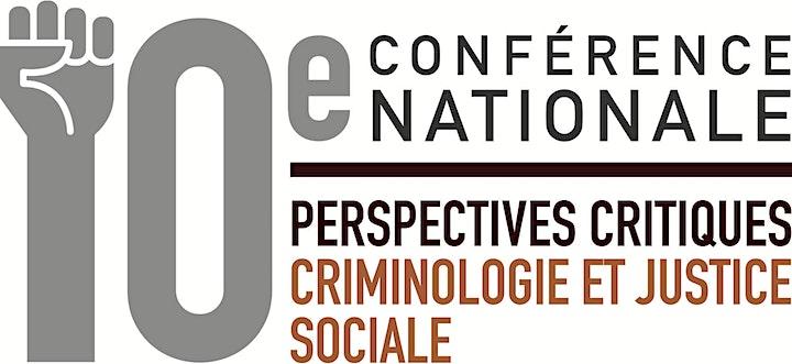 Image de Conférence nationale sur les perspectives critiques en criminologie 2021
