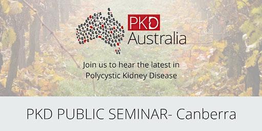 Canberra PKD Patient Seminar
