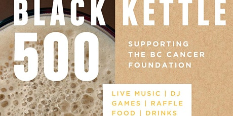 Black Kettle 500 tickets