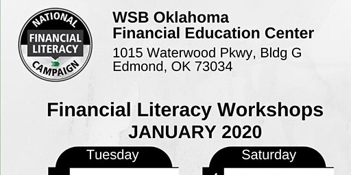 Free Financial Education Workshop - Jan 2020