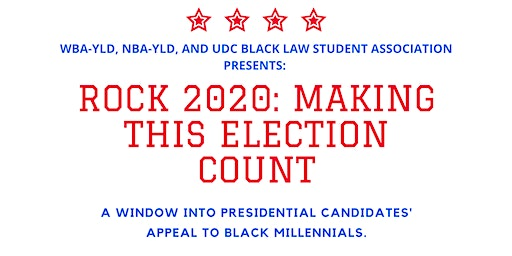 Rock 2020: Making This Election Count