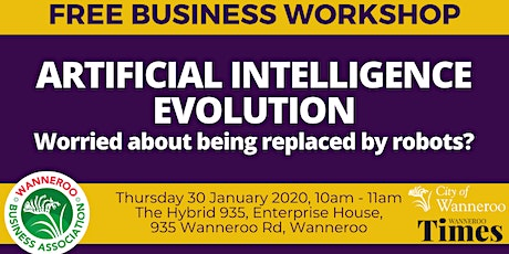 Free Business Workshop - Artificial Intelligence Evolution tickets