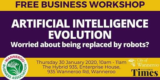 Free Business Workshop - Artificial Intelligence Evolution