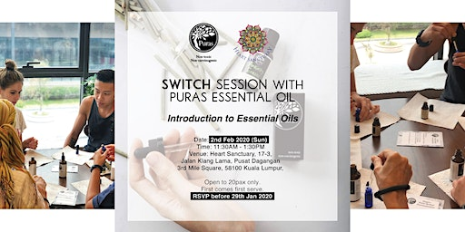 Free Workshop: Introduction to Essential Oils