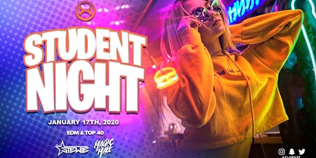 Student Night (Ages 18+ | Full Bar For 21+) tickets