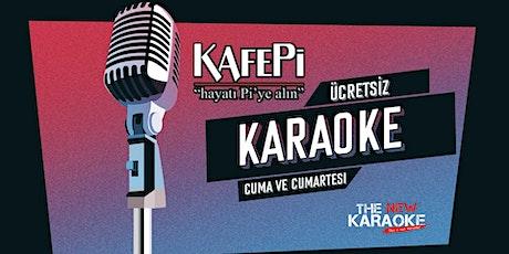 The New Karaoke tickets