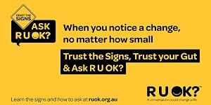 R U OK? A free Macdonald Valley Community Event to assist bushfire recovery