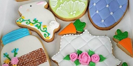 Intermediate Cookie Decorating Class