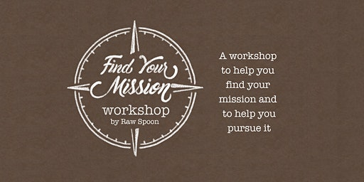 """Millennial Monk"" (Misson-Finding) Workshop"