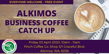 Free Business Networking - Alkimos tickets