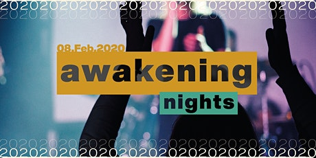 awakening nights tickets
