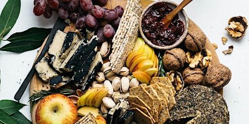 Vegan Cheese and Wine Pairing Workshop