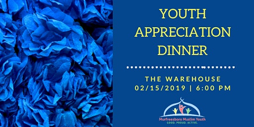 MMY Youth Appreciation Dinner