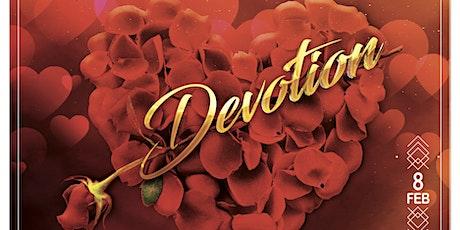 Devotion tickets