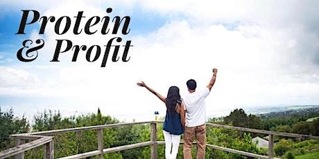 Protein & Profit tickets