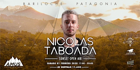 Nicolas Taboada by AMUS tickets