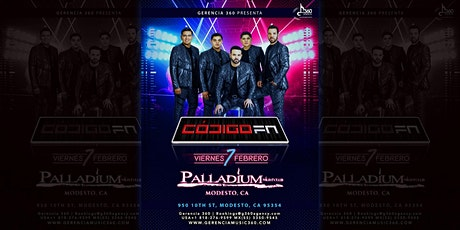 Codigo FN | Modesto, CA tickets