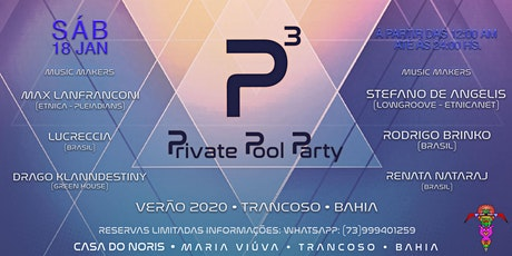 PPP • Private Pool Party ingressos