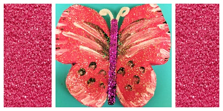 Oh My, Glitterfly! Workshop (5-12 Years) tickets
