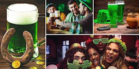 St Patty's Day Shamrock Bar Crawl tickets