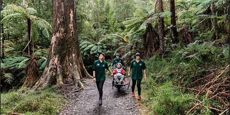 TrailRider  Come and Try Day - Margaret Lester Forest Walk tickets