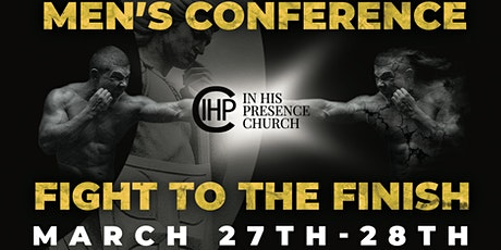 """""""Fight to the Finish"""" Men's Conference tickets"""