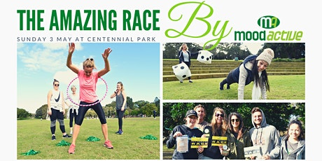 Amazing Race 2020 tickets