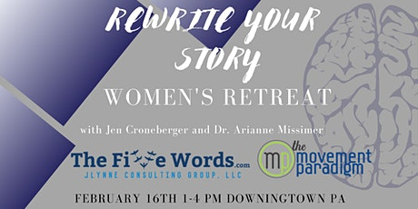 Rewrite Your Story Women's Retreat tickets