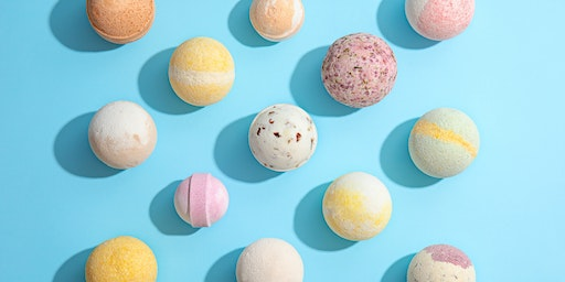 Make Time: DIY Bath Bomb Workshop - Cross County