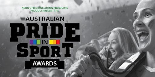 2020 Australian Pride in Sport Awards