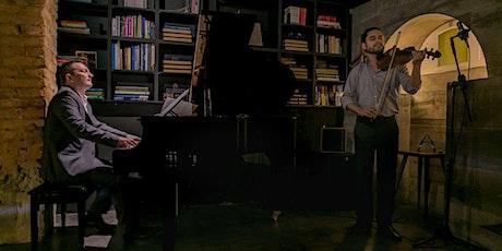 Concerto Clássico e Rock com Pavel Kazarian e Gabriel Vieira ingressos