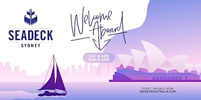 Seadeck Sunday Cruise – Sun 5th April -(Feat) Jesabel
